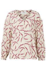 Bluse Clea aus Viskose - BA&SH