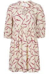 Mini-Kleid Constance aus Viskose - BA&SH