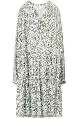 Mini-Kleid aus Viskose - FLOWERS FOR FRIENDS