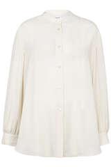 Bluse mit Stehkragen - FILIPPA K
