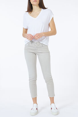 Slim-Fit Jeans Baker Coloured Soft Stretch Denim