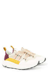Chunky Sneakers aus Veloursleder und Nylon - CLOSED