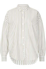 Oversize-Bluse Tilda aus Bio-Baumwolle - CLOSED