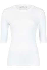 T-Shirt aus Baumwolle und Modal - CLOSED