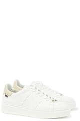 Sneakers aus Leder  - WOOLRICH