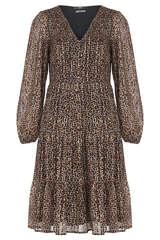Kleid mit Animal-Print - SET