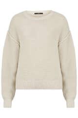 Pullover mit Strukturmuster - SET