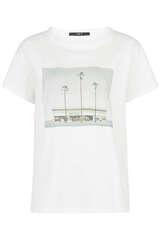 T-Shirt mit Foto-Print - SET