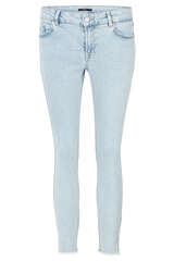 Cropped Skinny Jeans - SET