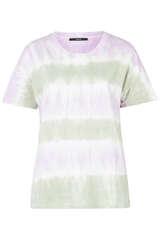 T-Shirt mit Batik-Muster  - SET