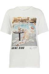 T-Shirt Lili Tee AB x TO Faye Dunaway - ANINE BING