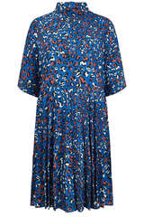 Plissiertes Mini-Kleid Beate - IHEART