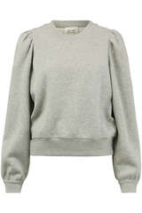 Sweatshirt Camela mit Baumwolle - SECOND FEMALE