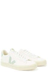 Sneakers Campo Chromefree Extra White Matcha - VEJA