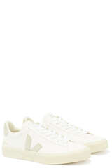 Sneakers Campo Chromefree Extra White Suede - VEJA