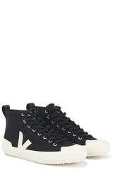 Sneakers Nova High Black Pierre - VEJA