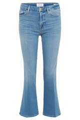 Jeans Le Cropped Mini Boot Melville - FRAME