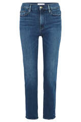 Slim-Fit Jeans mit Baumwolle - FRAME