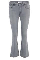 Jeans Le Crop Mini Boot Raw Edge - FRAME