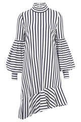Kleid Tovara mit Streifenmuster - MUNTHE