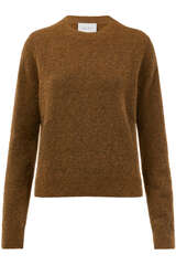 Pullover mit Kid Mohair - BLOOM