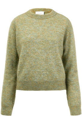 Pullover mit Kid Mohair