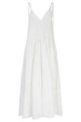 Kleid Dwayne mit Lochstickerei  - LALA BERLIN
