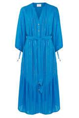 Tunika-Kleid aus Rayon  - IVI COLLECTION