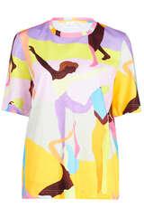 T-Shirt Leonie aus Bio-Baumwolle - STINE GOYA