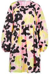 Mini-Kleid Kelly mit Floral-Print - STINE GOYA