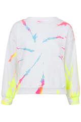 Sweatshirt mit Baumwolle  - MICHAEL STARS
