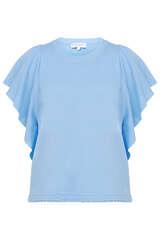 Shirt mit Flügel-Ärmeln - MICHAEL STARS