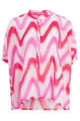 Bluse aus Baumwolle  - YIPPIE HIPPIE