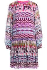 Kleid aus Viskose  - YIPPIE HIPPIE