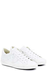 Sneakers PRLD Basic Blanc - PHILIPPE MODEL