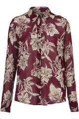 Bluse Translucent Florals - DOROTHEE SCHUMACHER