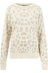 Pullover Cashmere Leopard - RAGDOLL LA