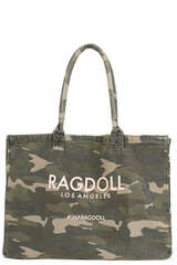 Holiday Bag mit Camouflage-Print