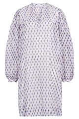 Kleid aus Baumwoll-Voile - CLOSED