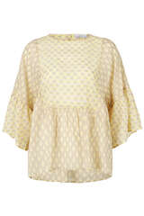Bluse aus Popeline - CLOSED
