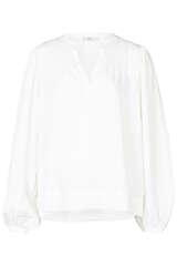 Voile-Bluse mit Viskose - CLOSED