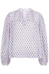 Bluse aus Baumwoll-Voile - CLOSED