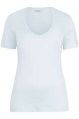 T-Shirt aus Leinen - CLOSED