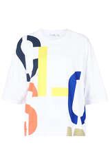 T-Shirt aus Baumwolle - CLOSED