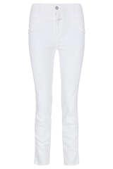 Skinny-Fit Jeans Pusher White Stretch Denim - CLOSED