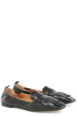 Loafer Tracy aus Leder - POMME D´OR
