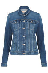 Jeansjacke Modern Trucker Luxe Vintage Pacific Grove - 7 FOR ALL MANKIND