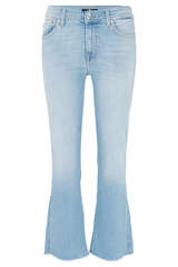 Jeans Cropped Boot Slim Illusion Necessity - 7 FOR ALL MANKIND
