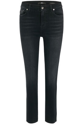 Jeans The Straight Crop Soho Black