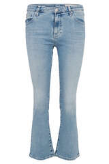 Jeans Jodi Crop High Rise Slim Flare - AG JEANS